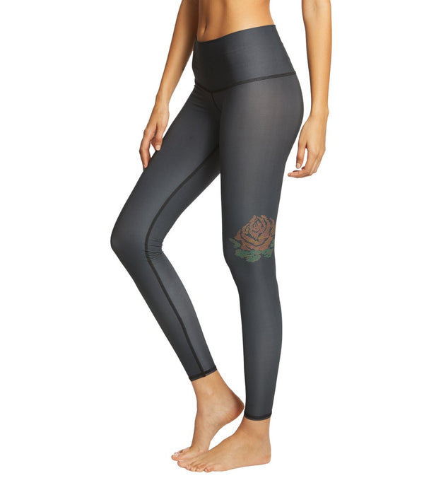 Teeki Gypsy Rose Hot Yoga Pants