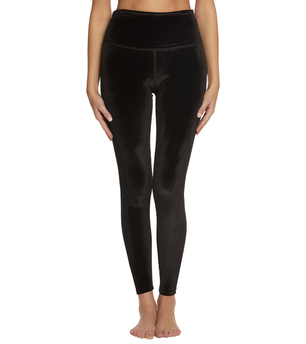 Beyond Yoga Velvet Motion High Waisted 7/8 Yoga Leggings