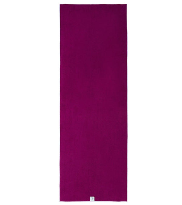 Gaiam Mulberry Microfiber Yoga Mat Towel