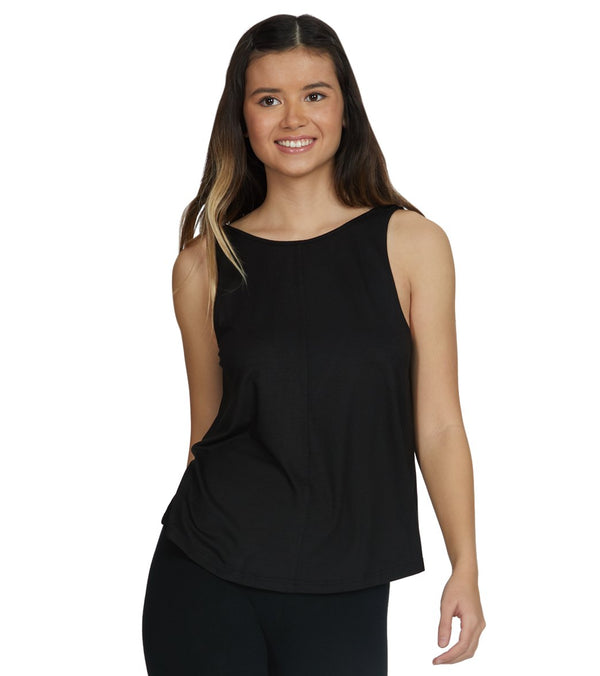 Everyday Yoga Deep V Back Tank