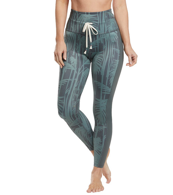 Beyond Yoga Right On High Waisted Long Yoga Leggings