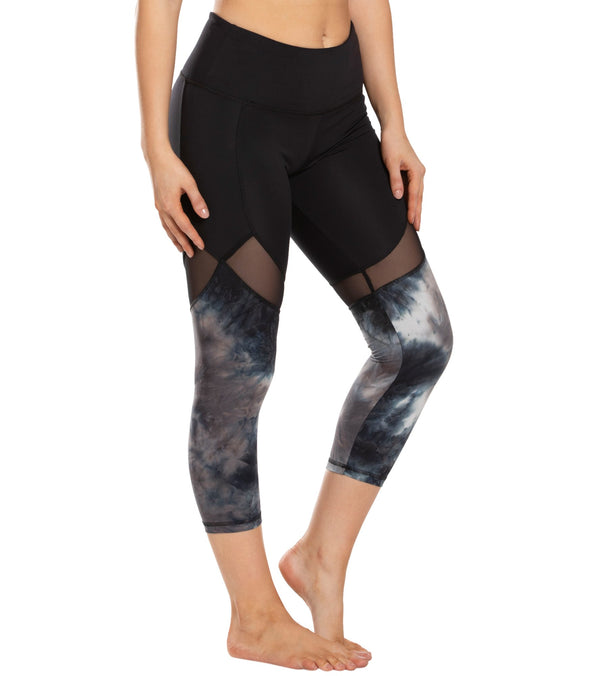 30c395437750d8 Women's Yoga Capri Leggings - Largest Selection at YogaOutlet.com