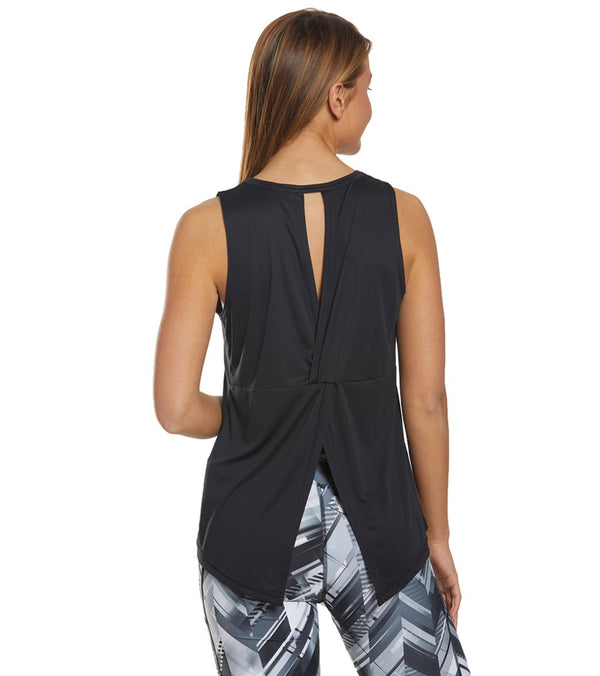 Marika Evy Twist Back Yoga Tank Top
