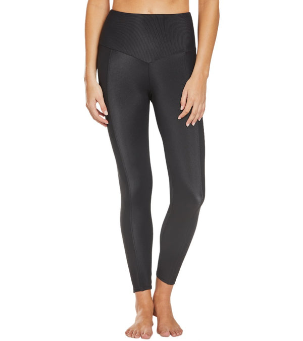 Onzie Ribbed Sweetheart 7/8 Yoga Leggings