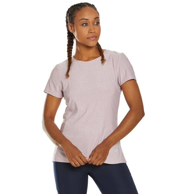 Marika Finish Line Short Sleeve Tee