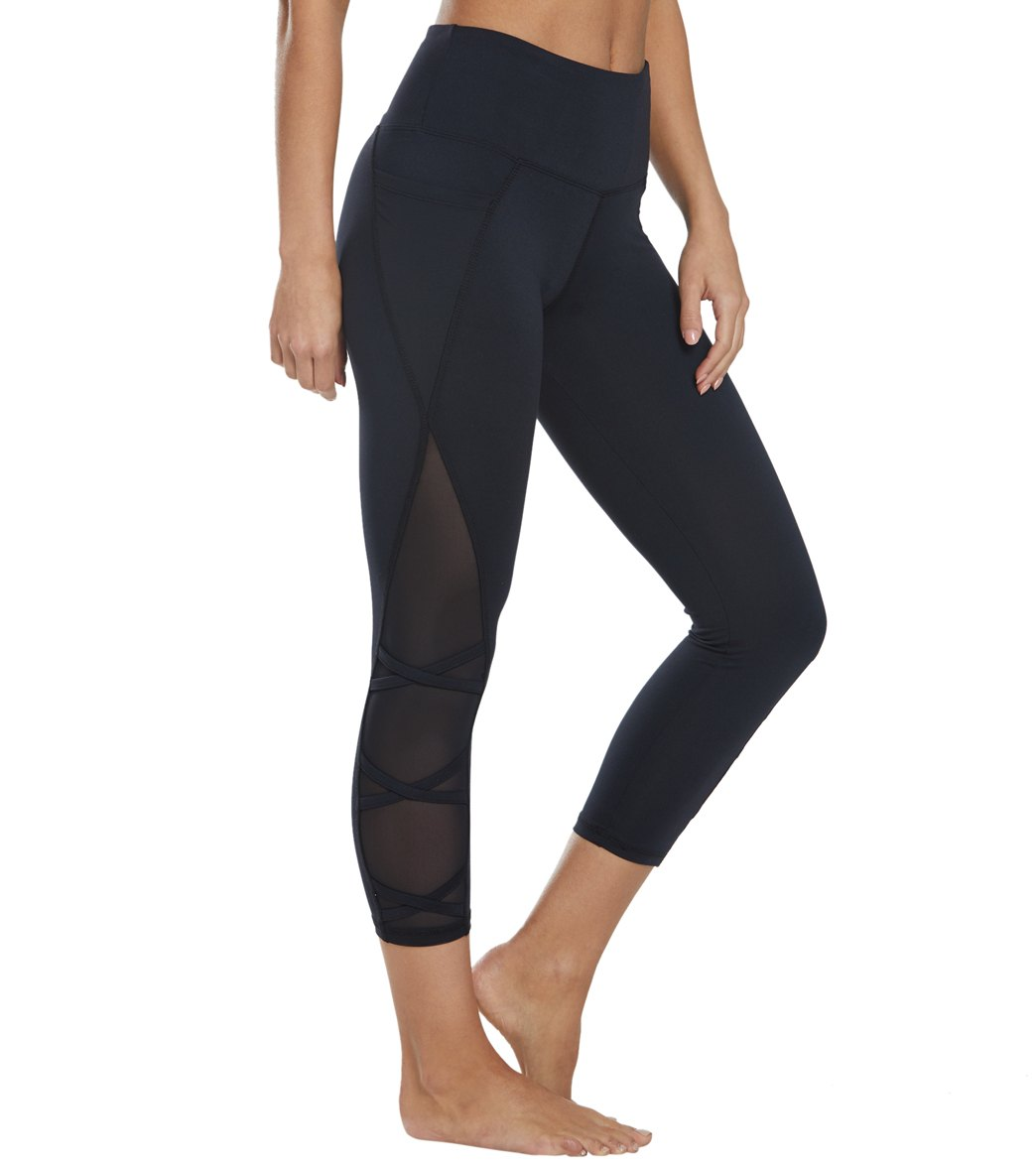 c3f3bde50742f2 Balance Collection Candace Yoga Capris