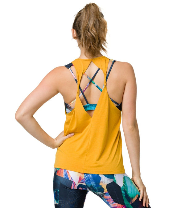 Onzie Flow Yoga Tank Top