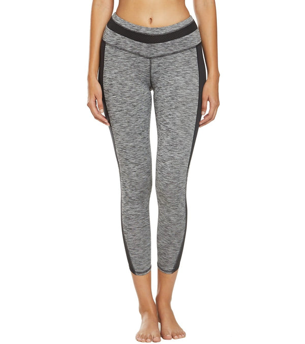 Manduka Mesh Crop Yoga Leggings