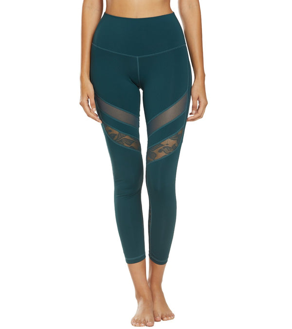 DYI Lace Ready 7/8 Yoga Leggings