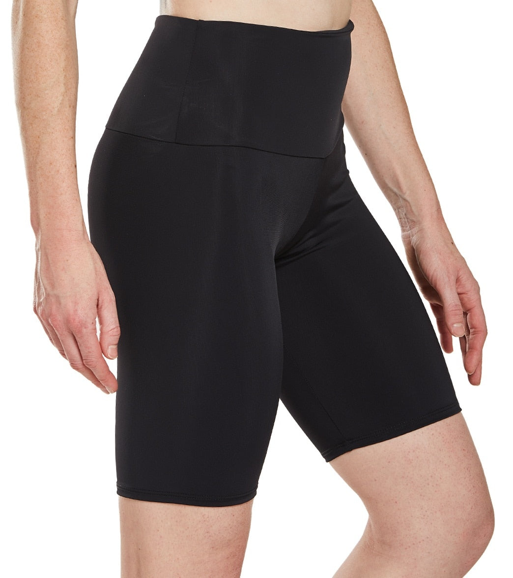 """Cycling TNNZEET Biker Shorts for Women Workout 8/"""" High Waisted Stretchy Yoga Pants for Running"""