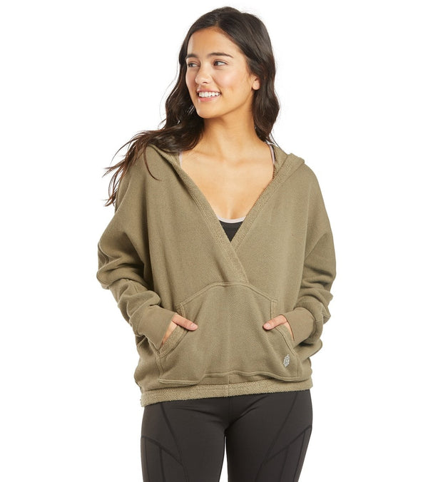 Free People Movement Reyes Solid Hoodie