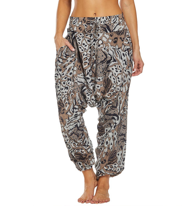 Buddha Pants Salt Flat Thai Harem Pants