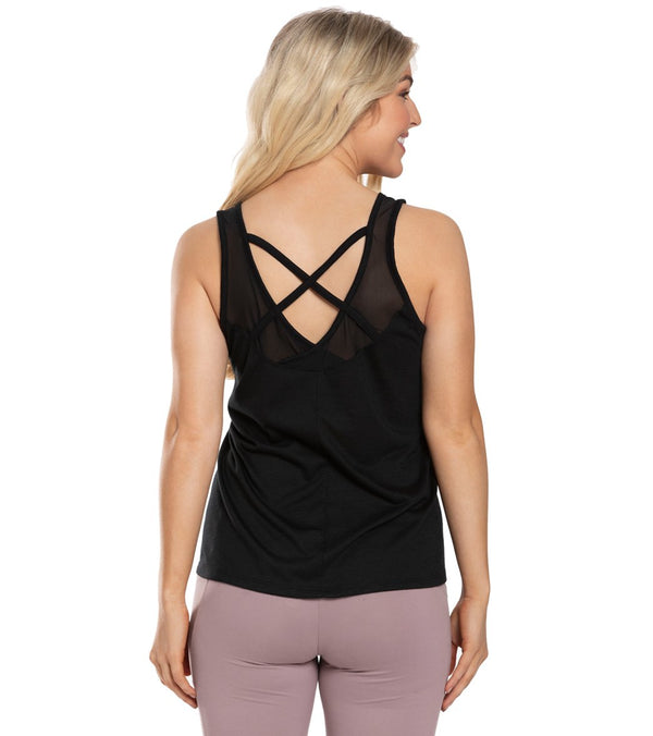 Balance Collection Monroe Singlet Yoga Tank Top