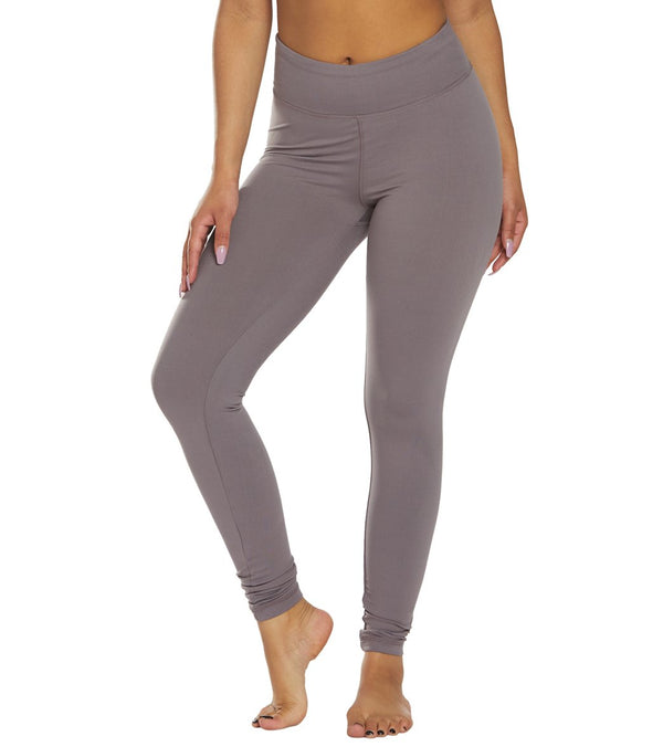 Danskin Mid-Rise Basic Ankle Yoga Leggings