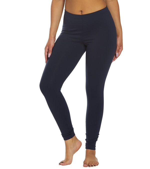 Danskin Classic Supplex Body Fit Ankle Yoga Leggings
