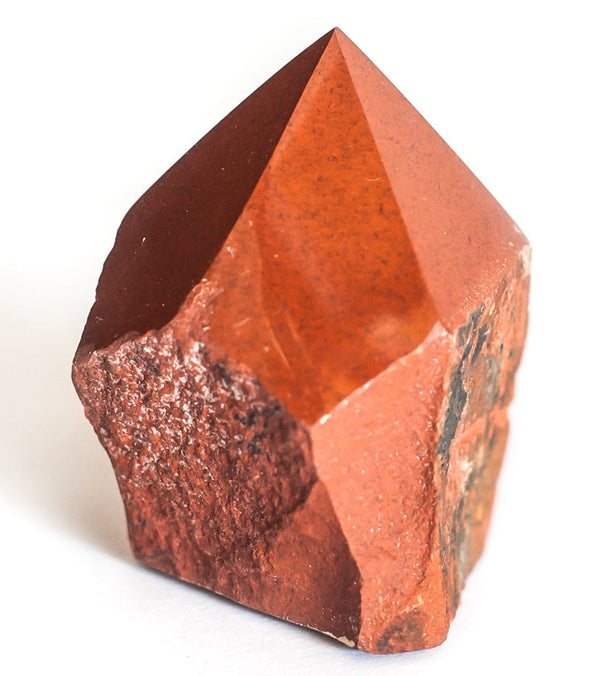 SoulMakes Red Jasper Top Polished Point