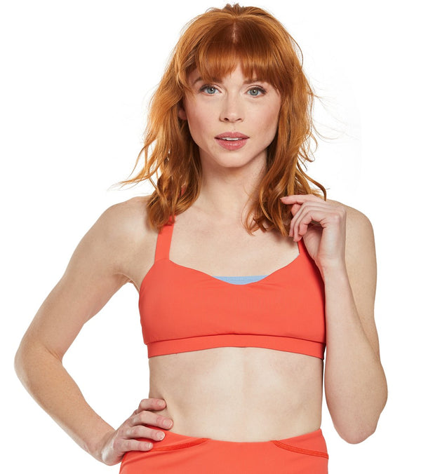 NUX Night Rider Yoga Sports Bra
