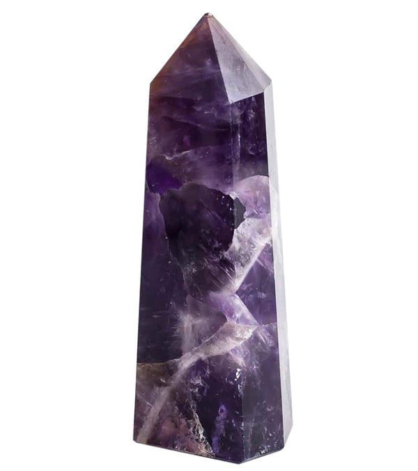 SoulMakes Amethyst Polished Point