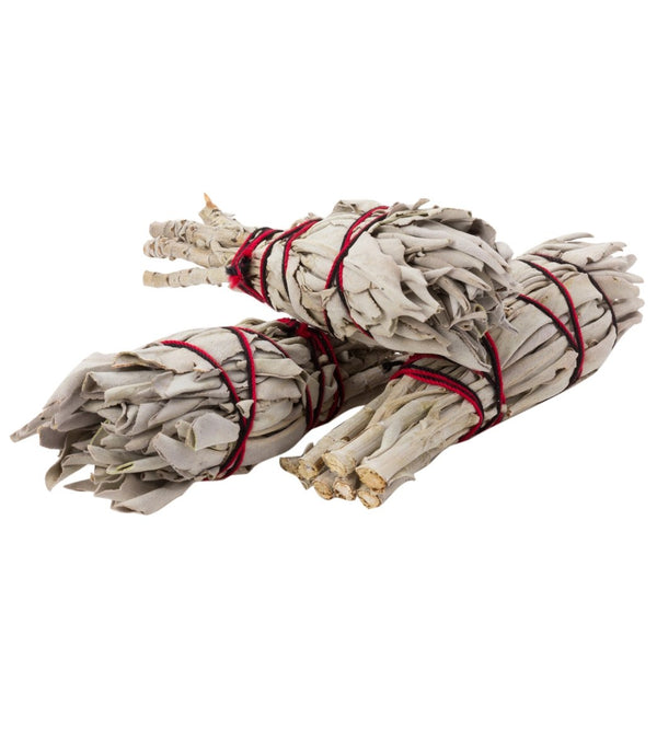 White Sage Mini Smudge Sticks