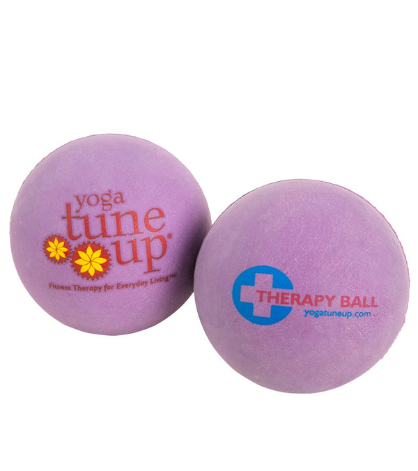 Yoga TuneUp Therapy Ball Pair in Tote