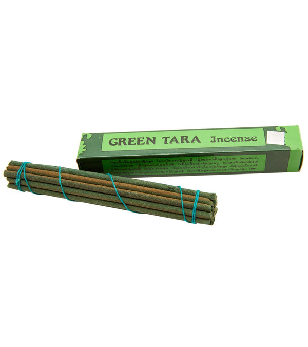 Shamans Market Tibetan Green Tara Incense Sticks