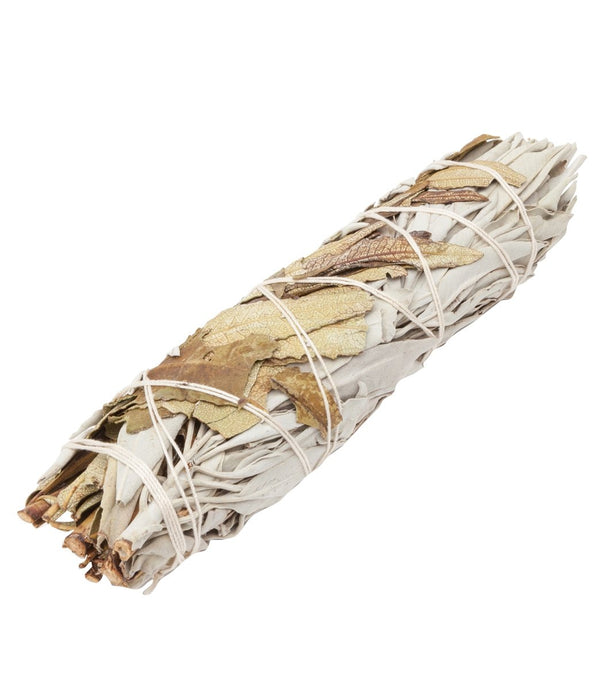 Shamans Market Yerba Santa & White Sage Incense Bundle