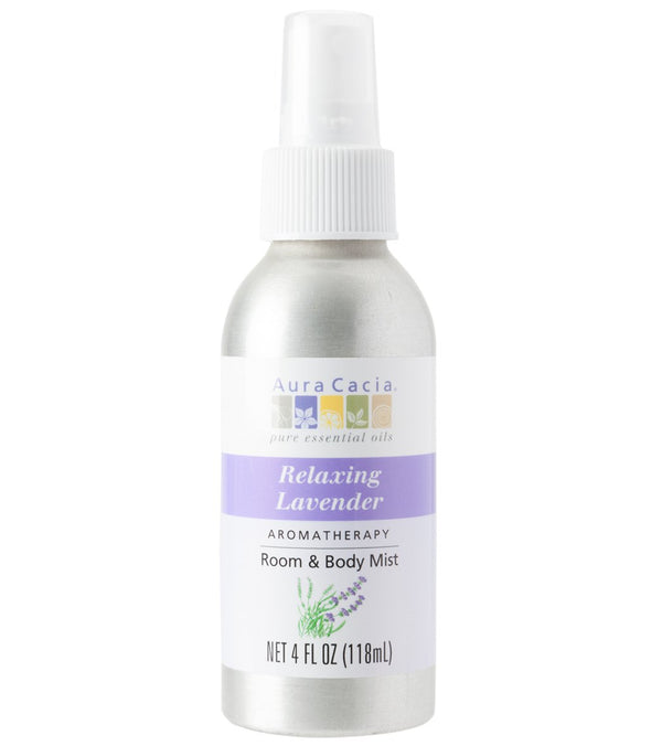 Aura Cacia Relaxing Lavender Mist