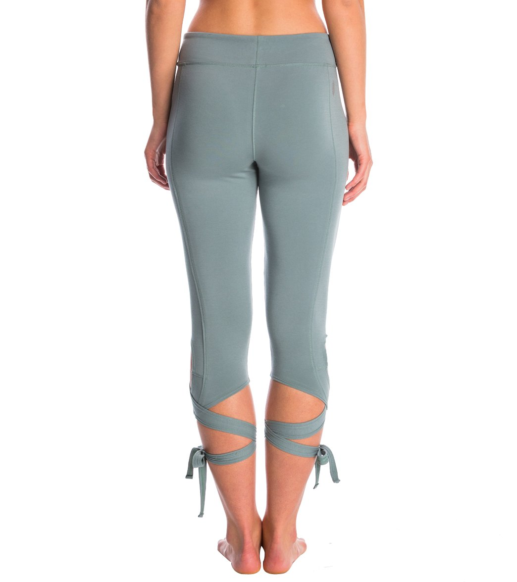 7a3b05b804c998 Free People Movement Turnout Yoga Capris at YogaOutlet.com - Free Shipping