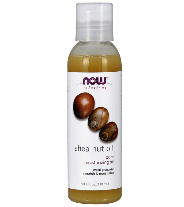 NOW Shea Nut Oil 4 oz