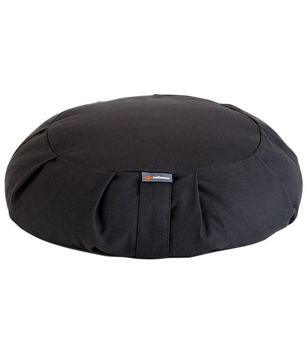 Halfmoon Round Zafu Yoga Meditation Cushion