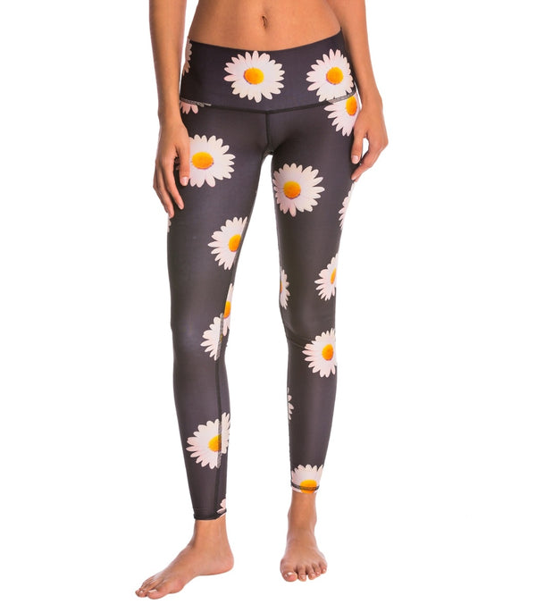 Teeki Daisy Hot Yoga Pants - XS