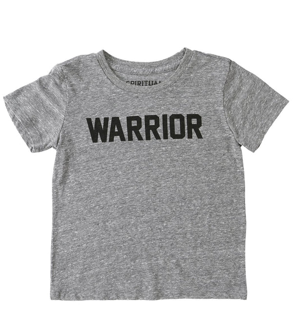 Spiritual Gangster Kids Warrior Yoga Tee - 8