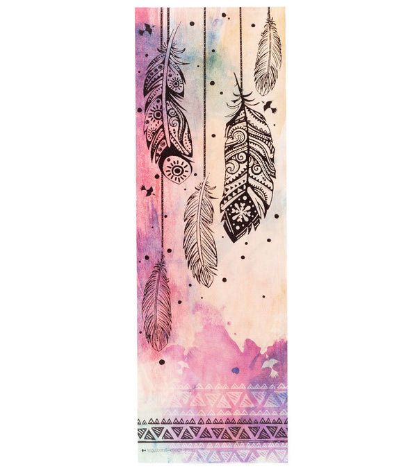 "Vagabond Goods Dream Weaver Yoga Mat 72"" 6.4mm Extra Thick"