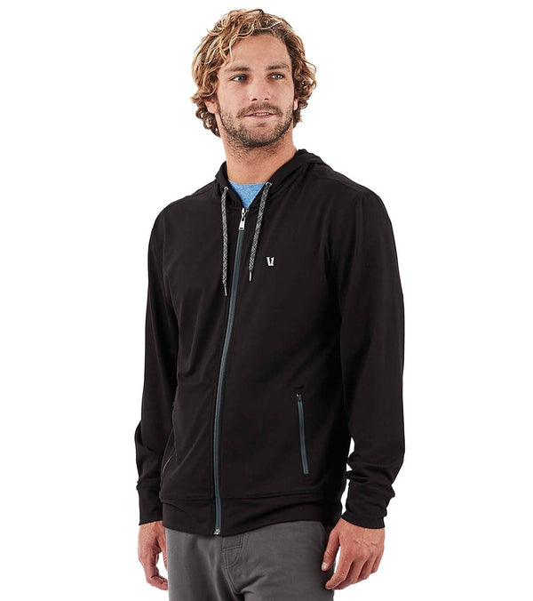 Vuori Men's Jackson Stretch Workout Hoodie