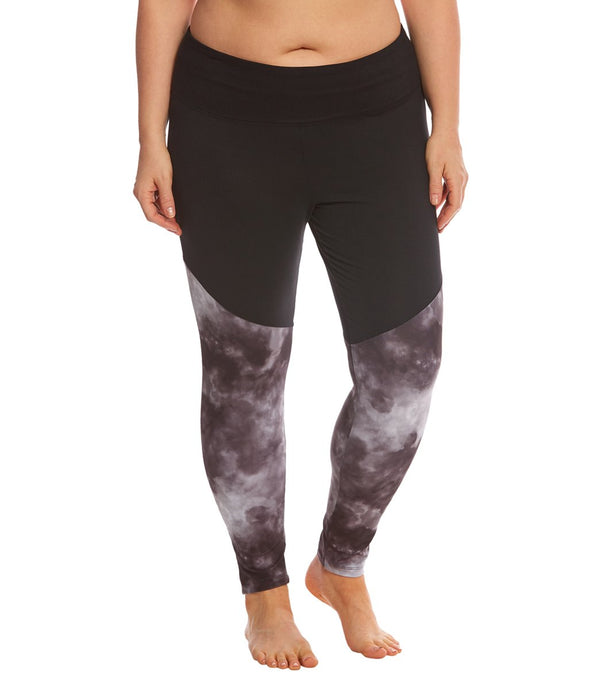 Balance Collection Plus Charlotte Spliced Yoga Leggings