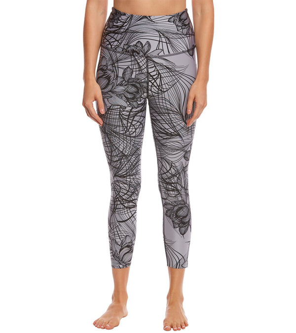 Beyond Yoga Flip It And Reverse It High Waisted Yoga Capris
