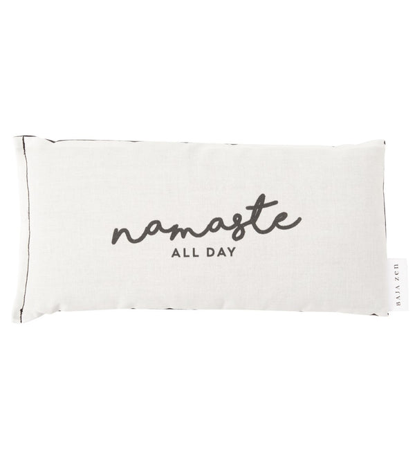 Baja Zen Namaste All Day Yoga Eye Soother Pillow