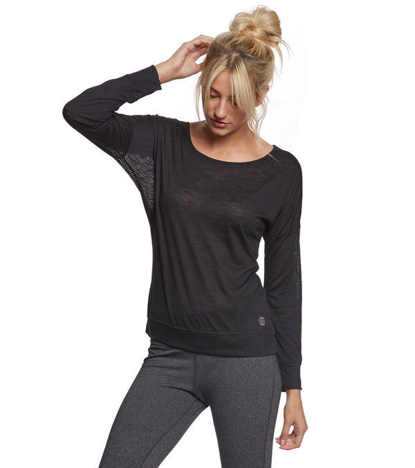 Balance Collection Impulse Yoga Pullover