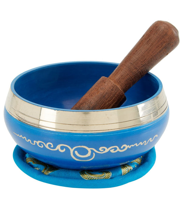 Shamans Market Vishudda Singing Bowl Chakra Gift Box