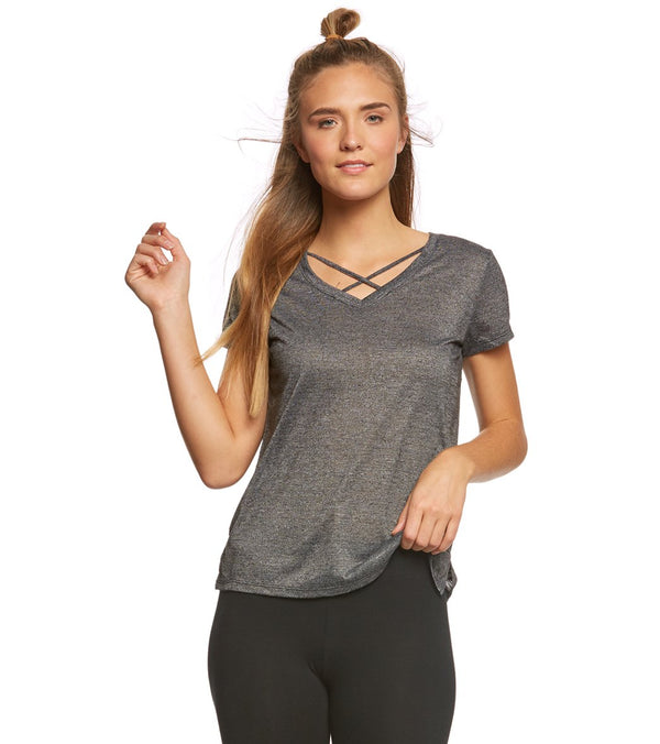 Balance Collection Criss Cross Yoga Tee