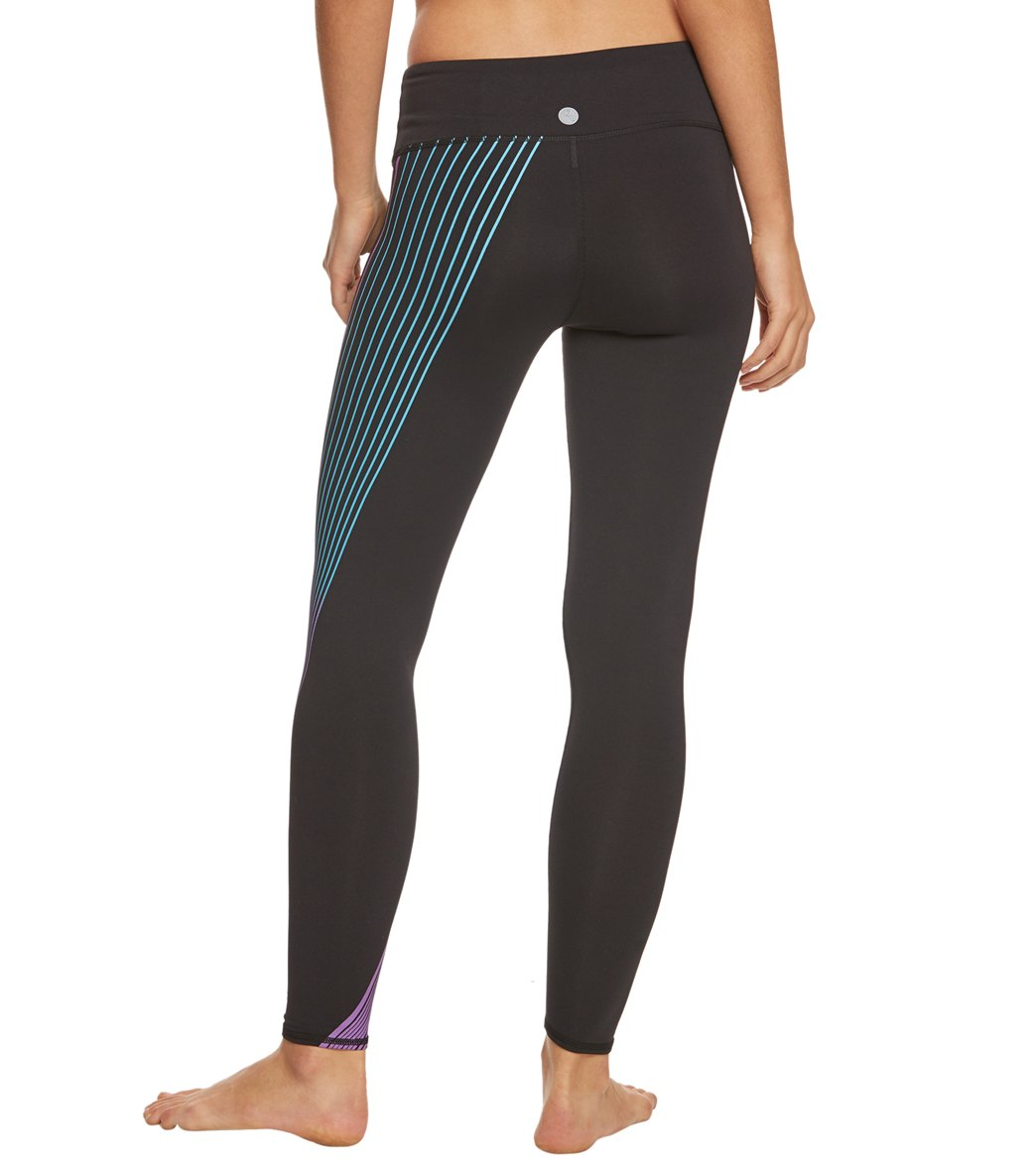 preview of cheapest sale buy sale Threads for Thought Om Yoga Leggings