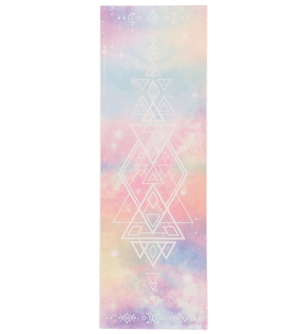"Vagabond Goods Twilight Yoga Mat 72"" 6.4mm Extra Thick"