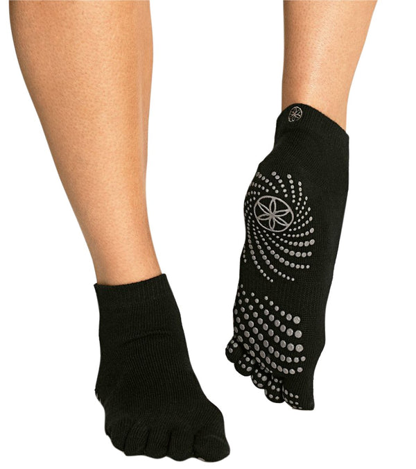 Gaiam Studio Grippy Yoga Socks