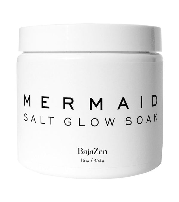 Baja Zen Salt Soak Mermaid Salt Glow