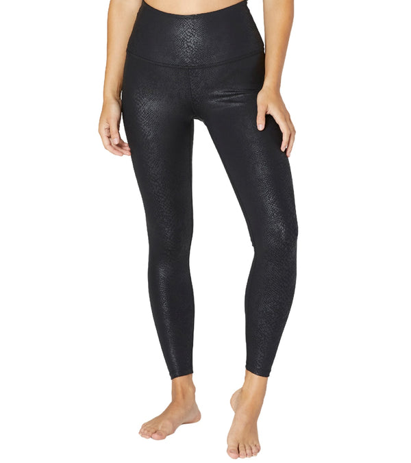 Beyond Yoga Viper High Waisted 7/8 Yoga Leggings