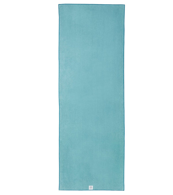 Gaiam Riverside Microfiber Yoga Mat Towel