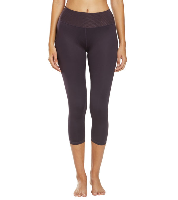 Manduka Essential Cropped Yoga Leggings