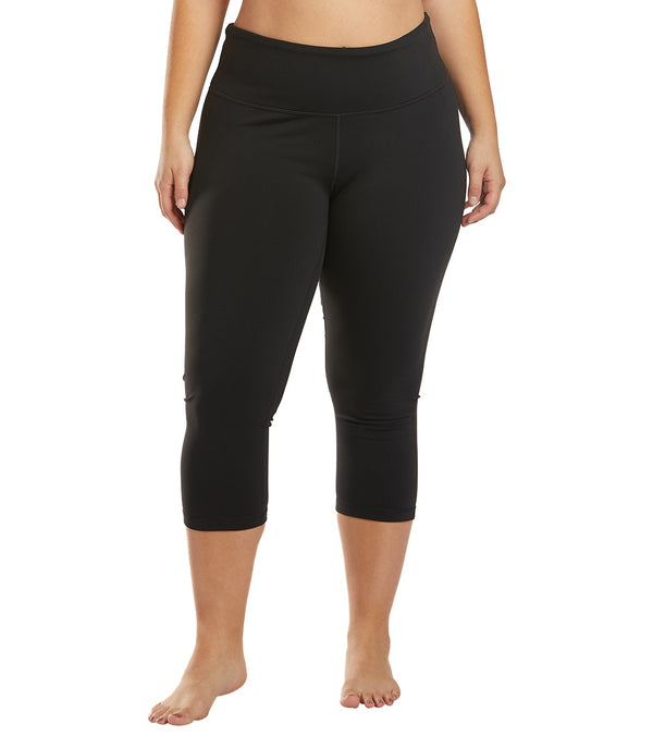 prAna Transform Yoga Capris Plus