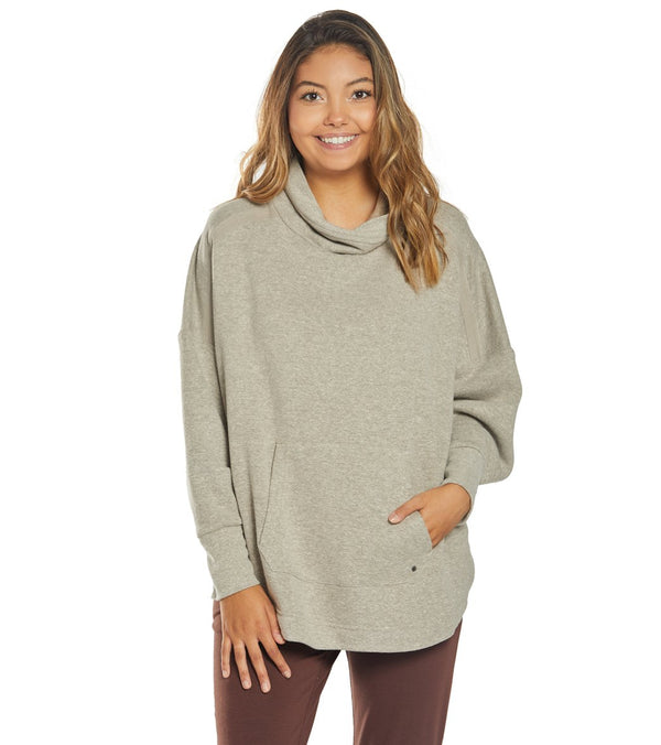prAna Cozy Up After Yoga Poncho