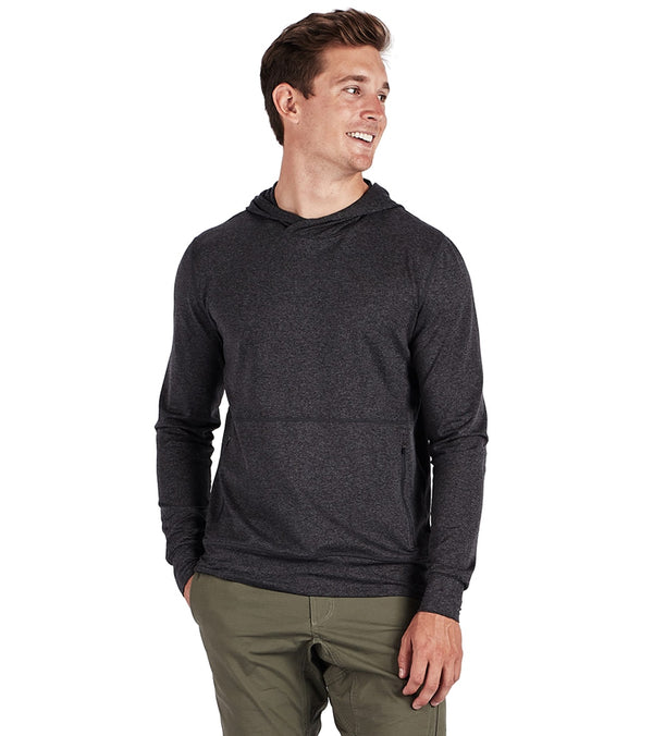 Vuori Men's Ponto Performance Yoga Pullover